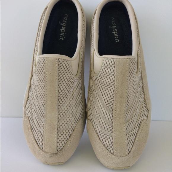 Women/'s Easy Spirit ESELIANA Black Slip-on Casual Clog Shoes